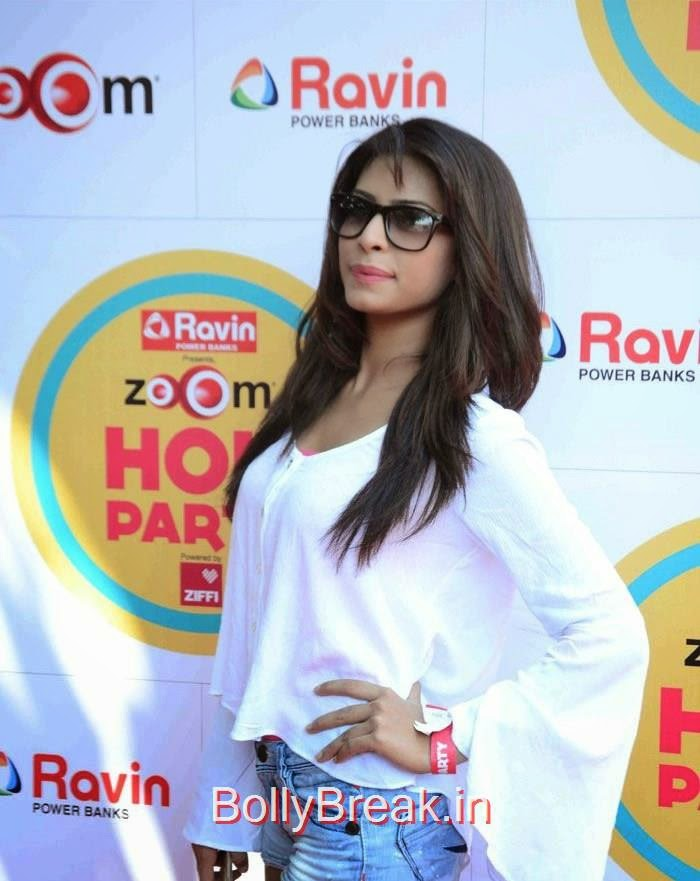 Celebs at Zoom Holi Party