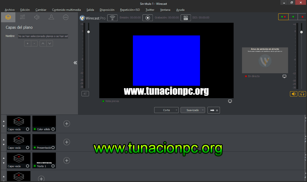 Descargar Telestream Wirecast Pro Full