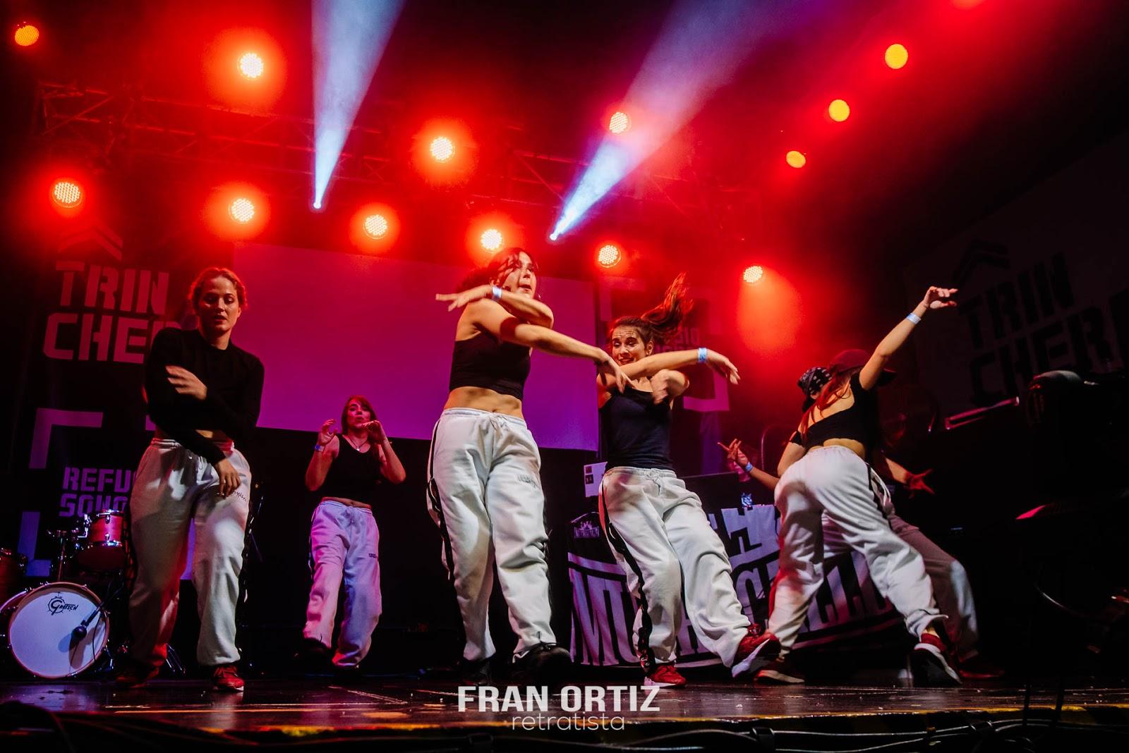Hip Hop por Mujeres 2