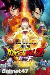 Dragon Ball Z: Fukkatsu no F - Sự Hồi Sinh Của Frieza 2015 Poster