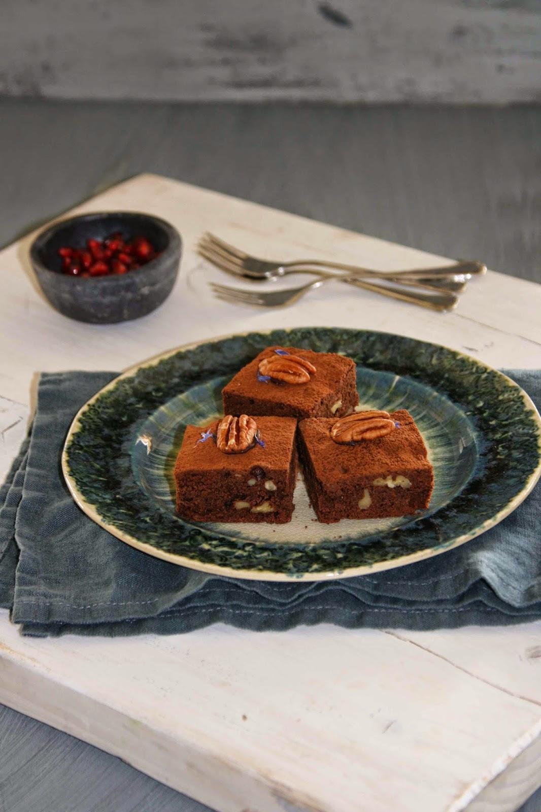 Workshop foodfotografie & styling brownies