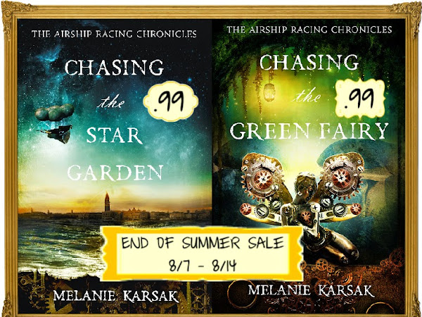 Kindle Countdown Deal: Chasing the Green Fairy