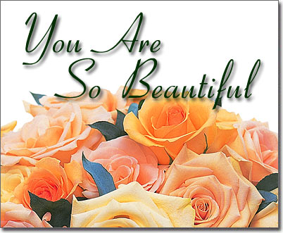 Sms Around You You Are So Beautiful