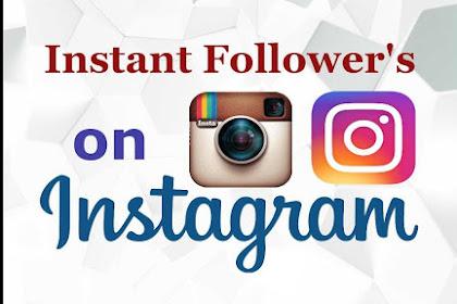 7 Aplikasi Like Instagram Otomatis Tanpa Koin Free 100%
