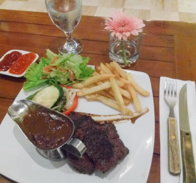 steak highland park resort hotel bogor