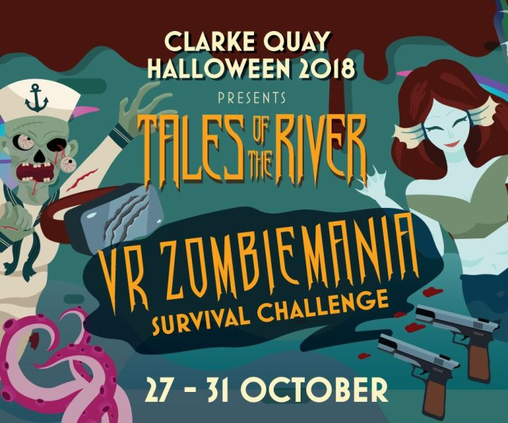 clarke quay halloween spooky night best dressed contest
