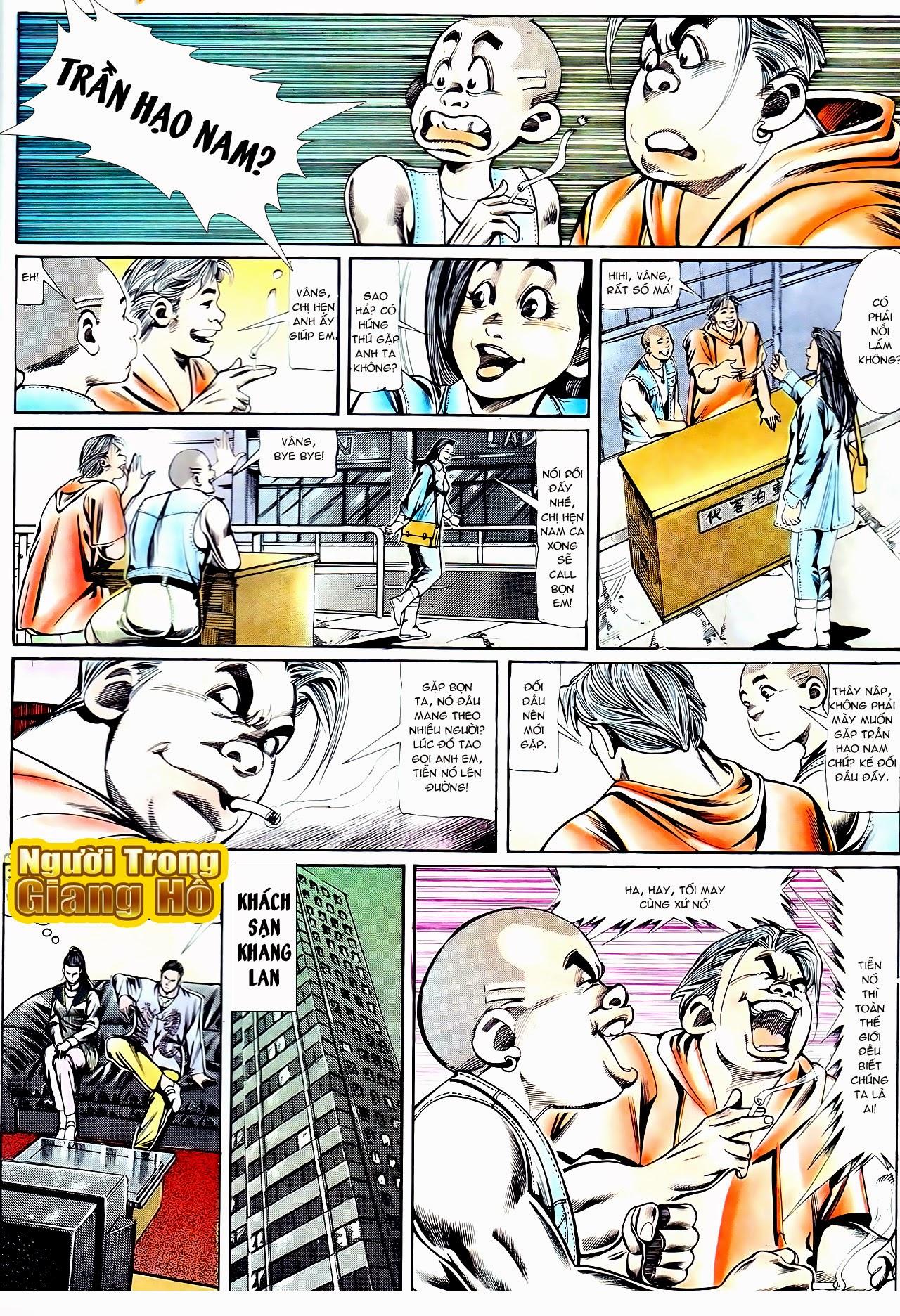Người Trong Giang Hồ chapter 111: đời không nuối tiếc trang 4