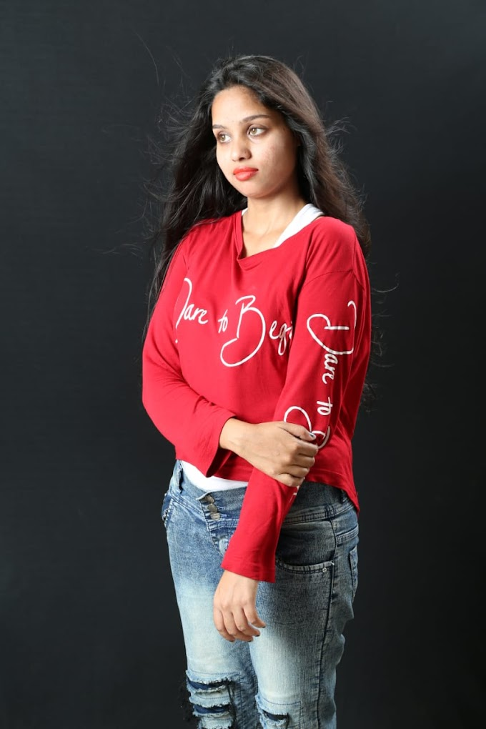Saloni Nandakishor Pawar  Models Number 1110