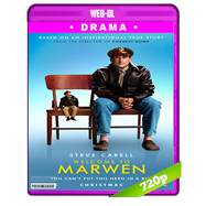 Bienvenidos a Marwen (2018) WEB-DL 720p Audio Dual Latino-Ingles