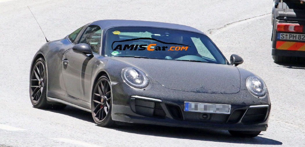 Porsche-991-2-GTS-Targa, car news