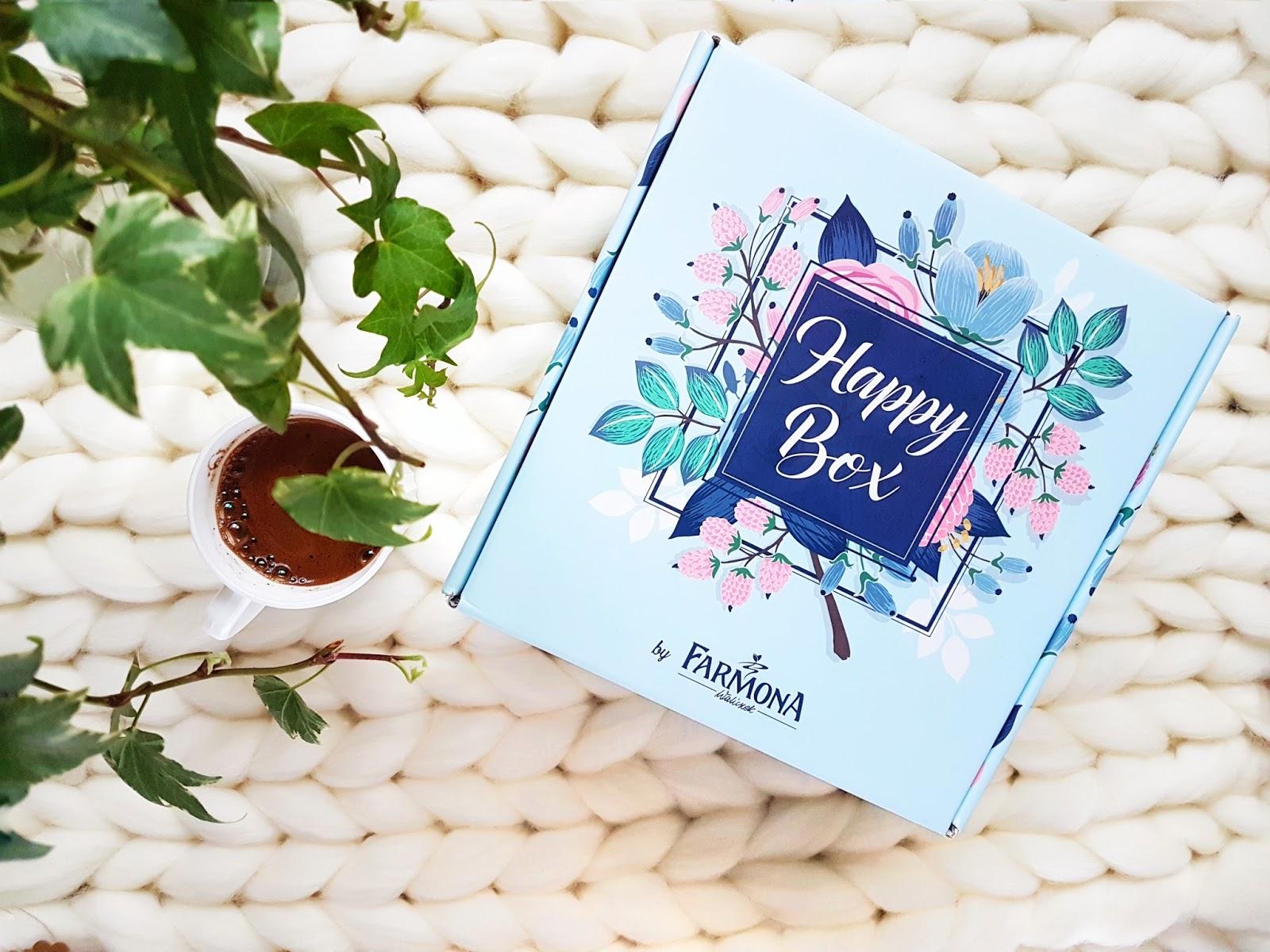 FARMONA - HAPPY BOX - DERMISS - NOWA LINIA DO PIELĘGNACJI TWARZY