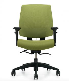 G1 Ergo Select Medium Back Chair