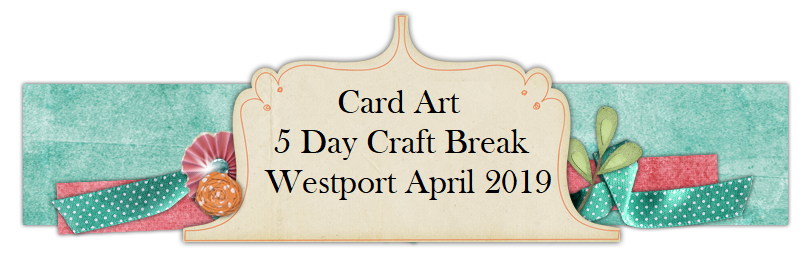 Card Art Weekend Away