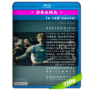 La Red Social (2010) BRRip 720p Audio Dual Latino-Ingles