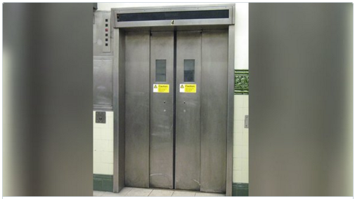 Woman 'starved to death' after being stranded for a month on an elevator in China