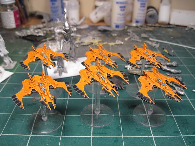 Epic Eldar Phoenix Bombers