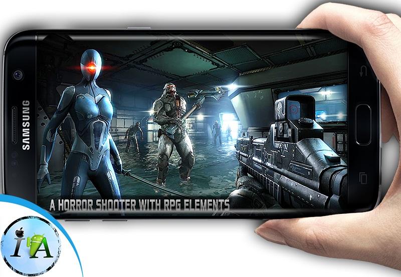 اللعبة 4: Dead effects 2 للاندرويد| افضل لعبة fps بدون نت للاندرويد: