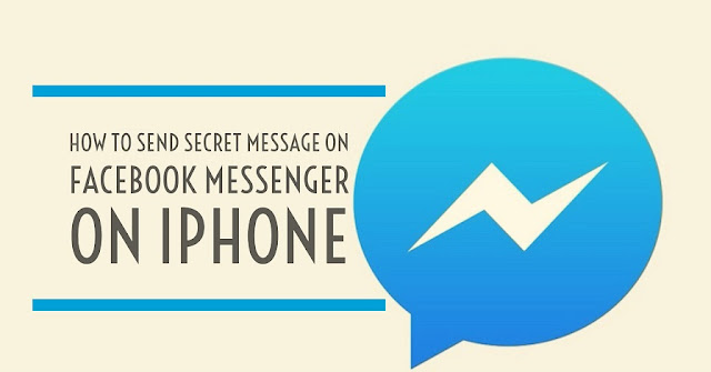 To send secret message and start secret conversation from iPhone to your friends through Facebook Messenger app follow these simple steps; Step 1# Open Messenger App Step 2# You can see (+) icon on