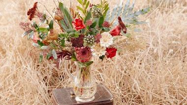 Una de Instagram. Elisabeth Blumen: muchas flores y algo de frenesí