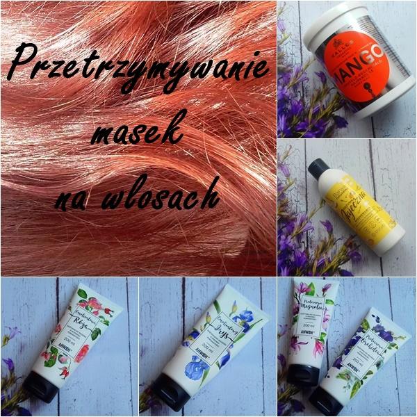 Przetrzymywanie masek i odżywek na włosach - rozpulchnienie włosów i kryzys