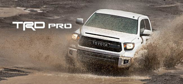 2017 Toyota Tundra TRD Pro Reviews, Design, Efficiency and Specs