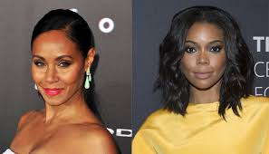 Jada Pinkett Smith and Gabrielle