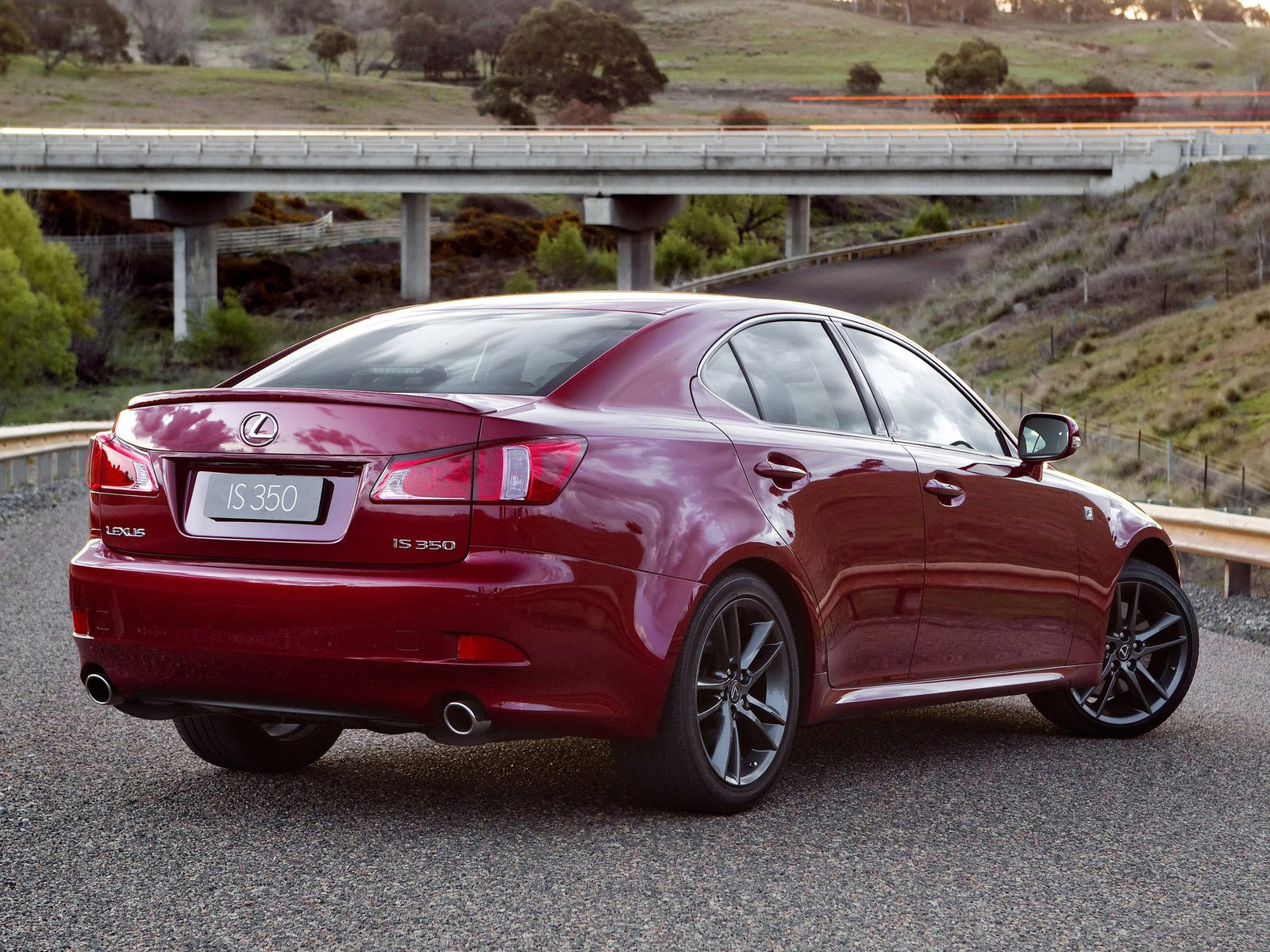 2011 LEXUS IS350F Sport accident lawyers info pictures