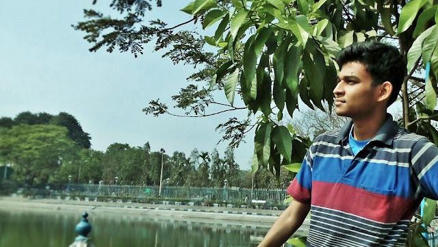 (2018) Saikat Ghosh - in Kolkata.