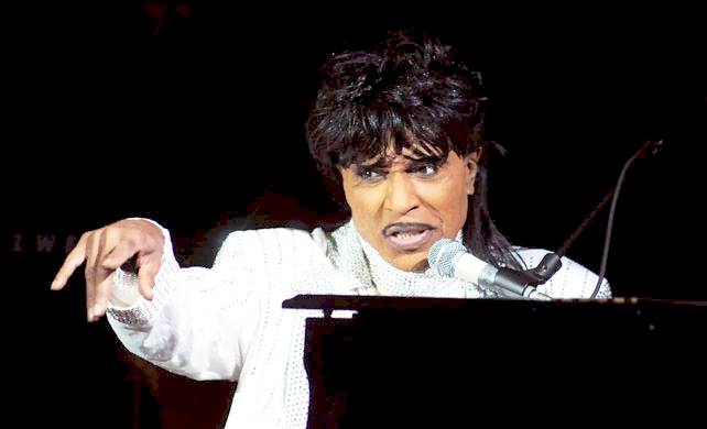 Little Richard Announces Retirement