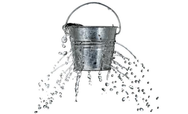 beware-of-the-leaking-bucket