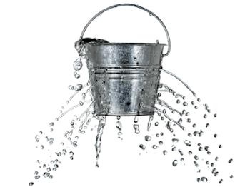 Salam Jumaat : Beware Of The Leaking Bucket