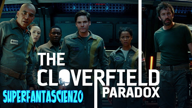 The Cloverfield Paradox recensione
