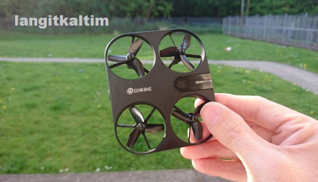 Review Eachine Windmill E014 Drone Mini Dengan Optical Flow