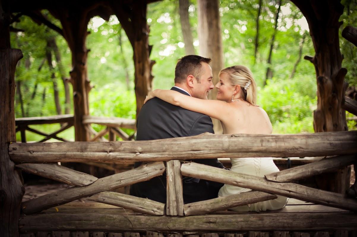 Couple enjoying beautiful moments together.