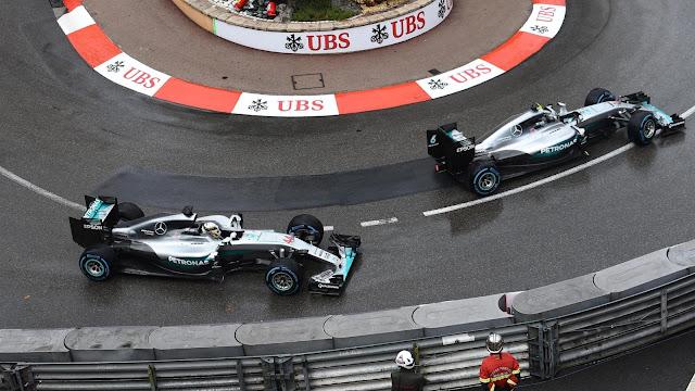 Balapan Monaco Rosberg Tak PD, Alhasil Dia Tak Menang