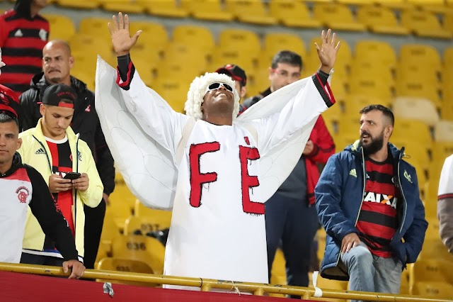 Um Flamengo tentando sobreviver