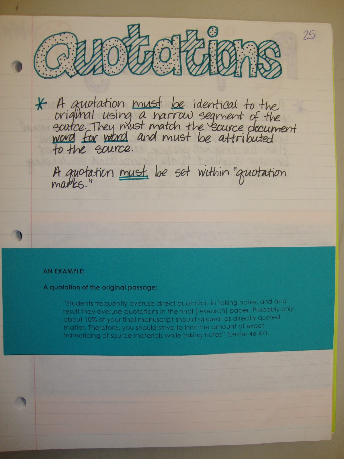 Quotation college canteen essay