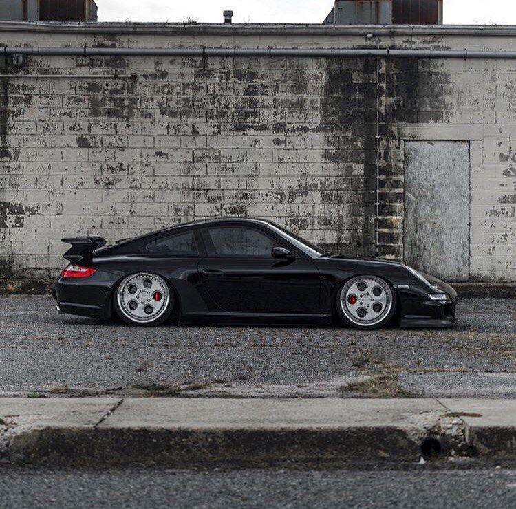 0 Brutal Porsche 997