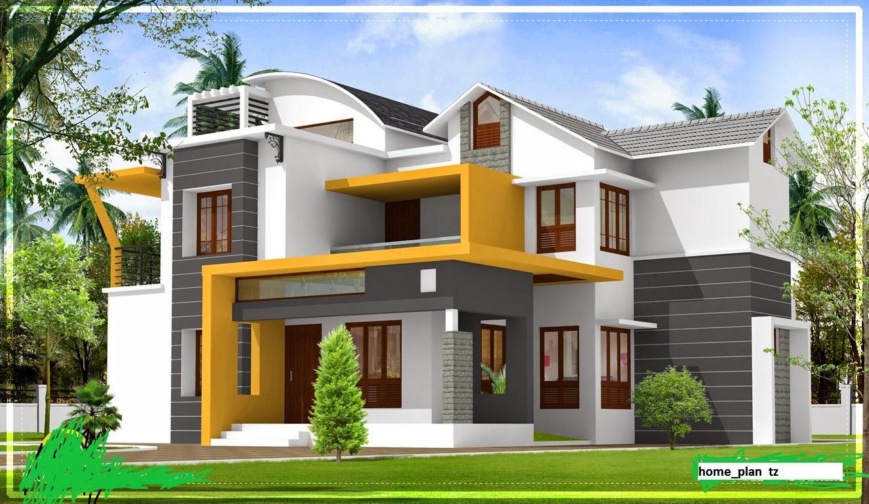modern houses design in tanzania 2014 HomePlan Tz