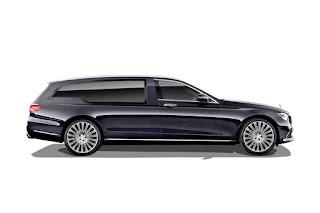 Limousine Duat Mercedes Benz