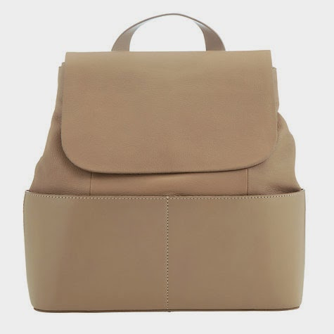 Kin by John Lewis Meyrick Leather Backpack