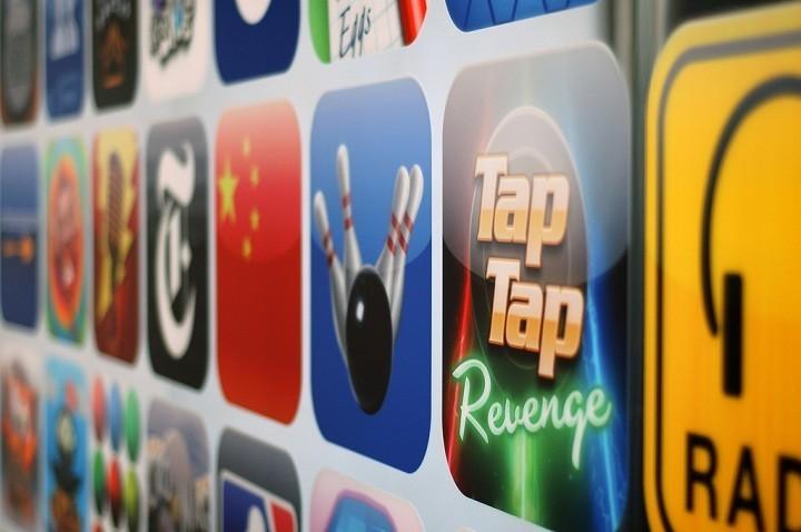 app store menyediakan beragam jenis aplikasi