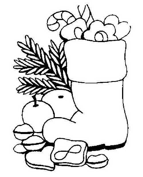 Il diario di un ragazzo comune o quasi disegno calza for Befana disegno