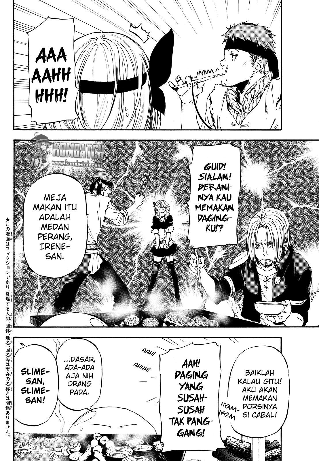 Baca Manga Tensei Shitara Slime Datta Ken Chapter 9 Bahasa Indonesia