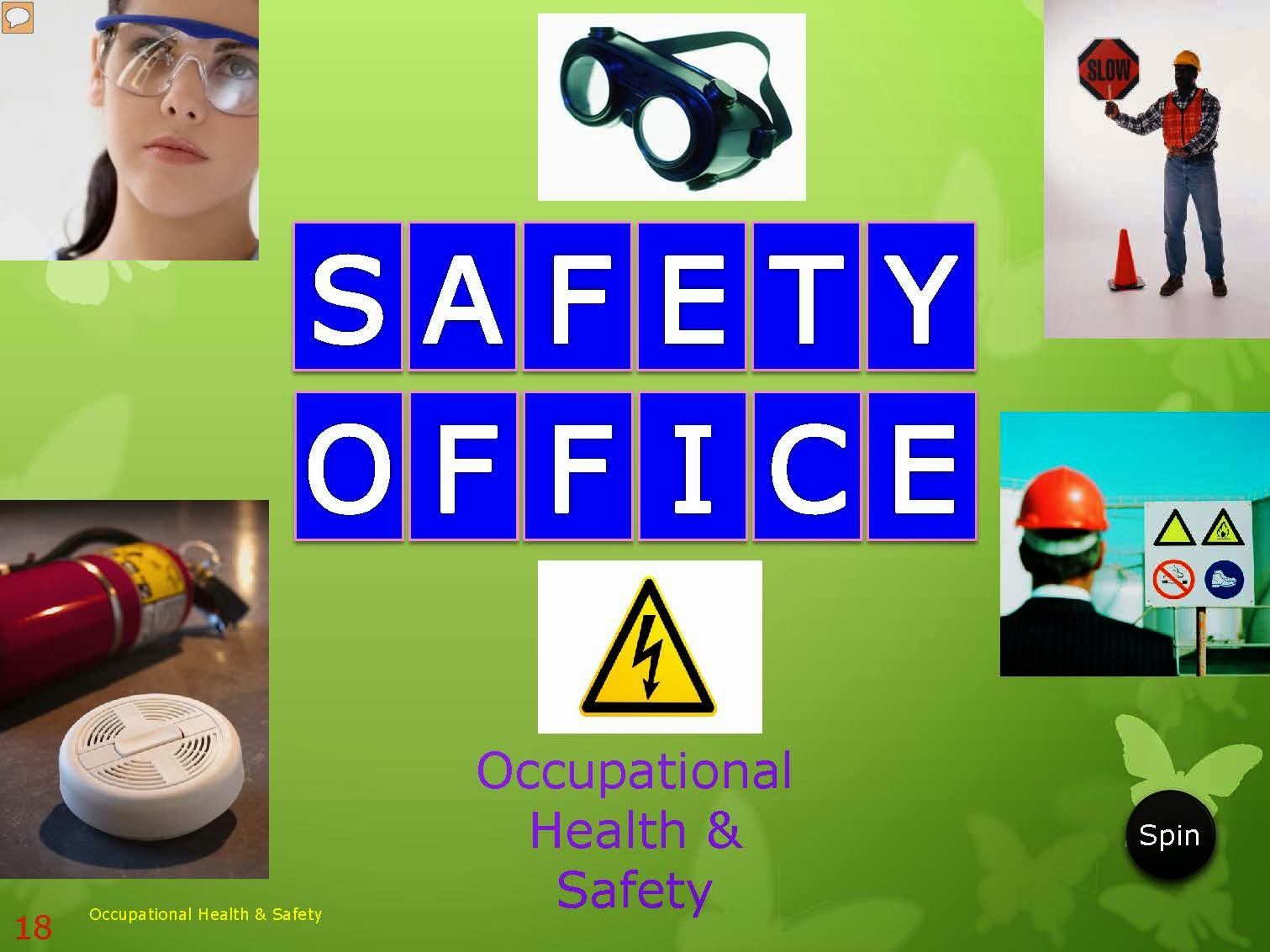 OCCUPATIONAL HEALTH AND SAFETY OFFICE TEAM