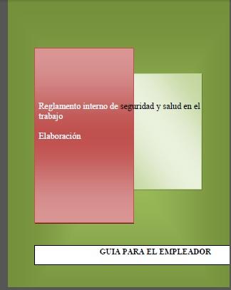 Legislaci n laboral peruana manual elaboraci n del for B b interno 8