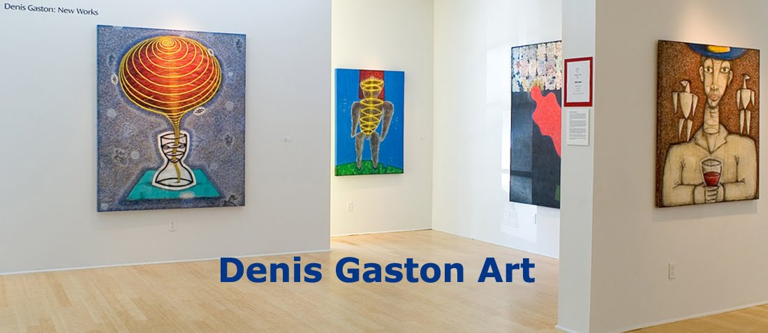 Denis Gaston Art