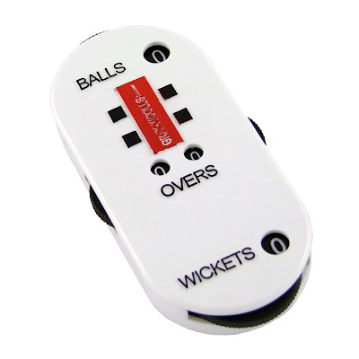Cricket-umpire-counter