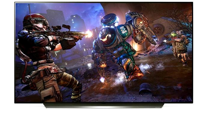 Televisor LG C9 para juegos 4k hdr