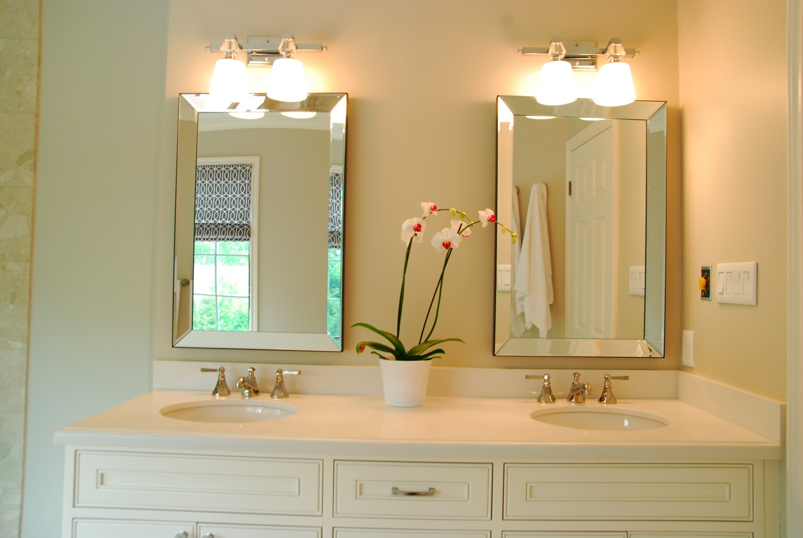 My Work: Master Bathroom Update